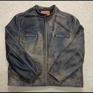 Vintage Levi Leather Jacket